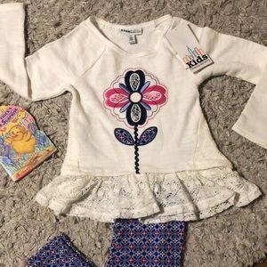 Little Girl's Spring Time Bundle